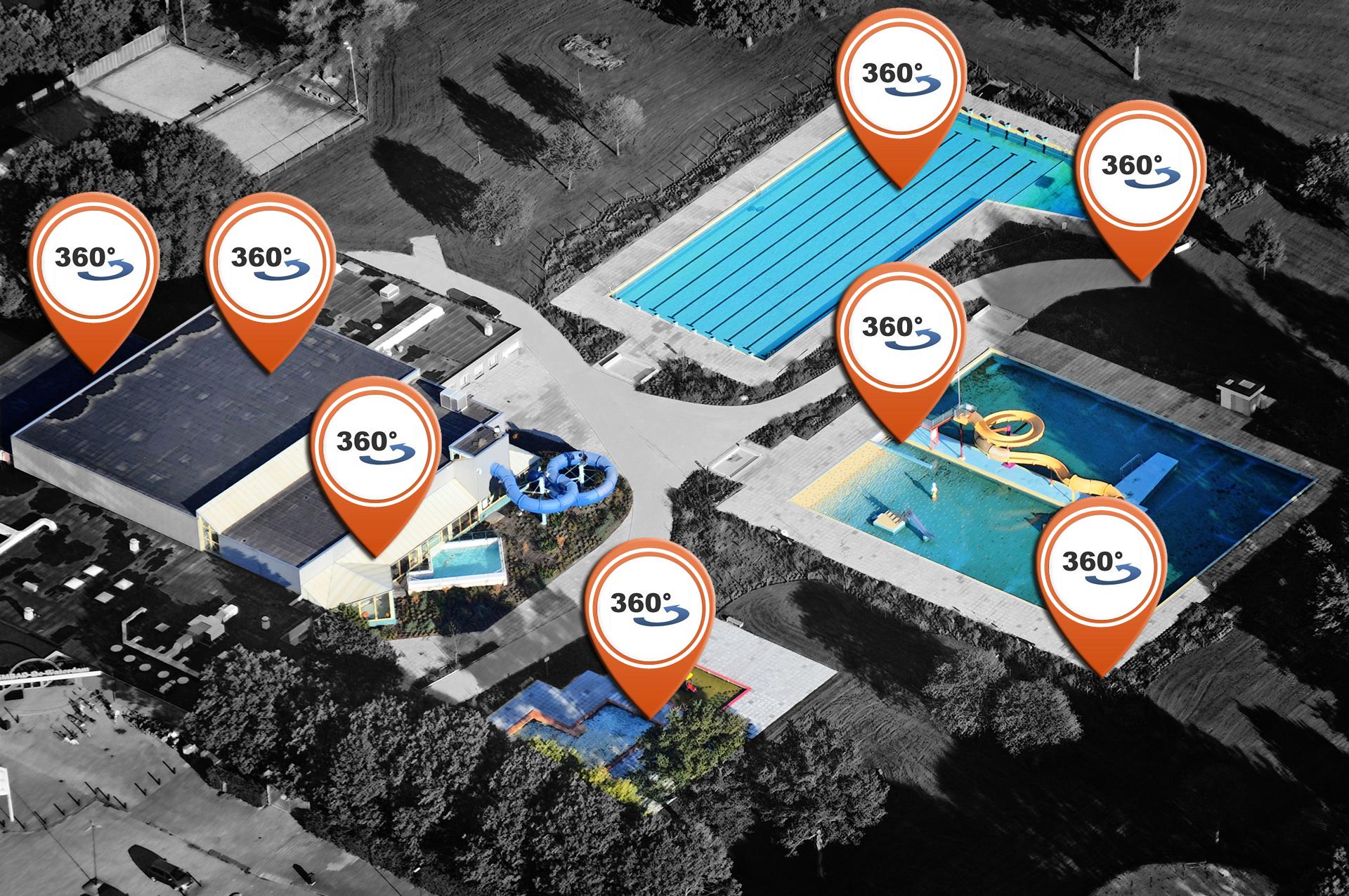 Virtuele Tour Zwembad