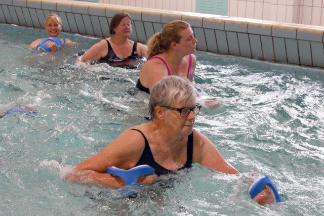 Fonkelnieuw Aqua Fifty Fit | Meer Bewegen voor Ouderen. IN-25