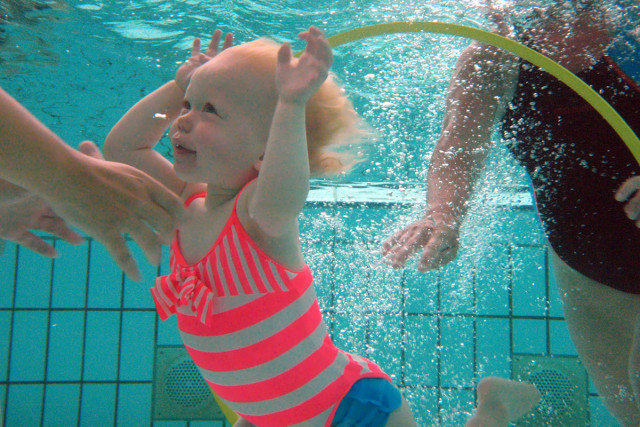 ouder-en-kind zwemmen volendam